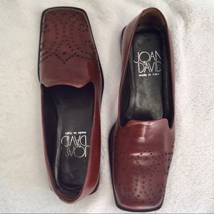 Vintage Joan & David Handmade in Italy Loafers EUC